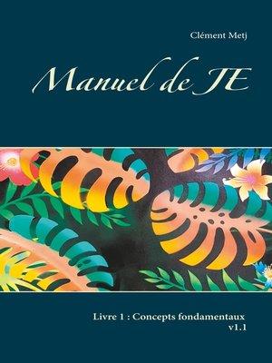 cover image of Livre 1: Concepts fondamentaux