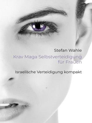 cover image of Krav Maga Selbstverteidigung für Frauen