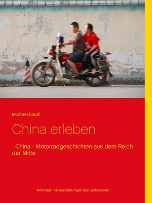 cover image of China erleben