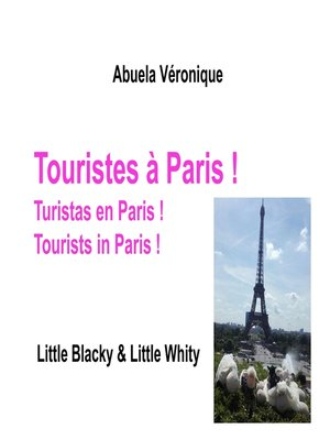 cover image of Touristes à Paris !