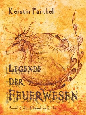 cover image of Legende der Feuerwesen