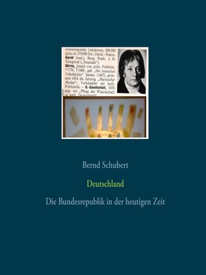 cover image of Deutschland