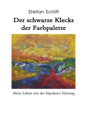 cover image of Der schwarze Klecks der Farbpalette