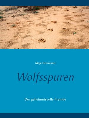 cover image of Wolfsspuren