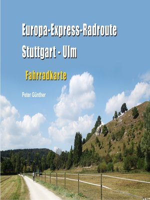 cover image of Europa-Express-Radroute Stuttgart--Ulm