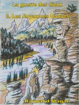cover image of Les royaumes oubliés