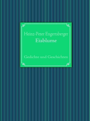 cover image of Eisblume
