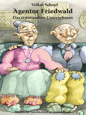 cover image of Agentur Friedwald