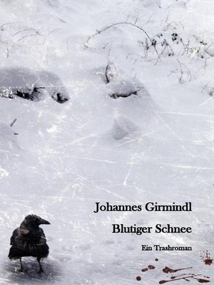 cover image of Blutiger Schnee