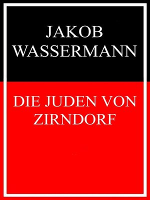 cover image of Die Juden von Zirndorf