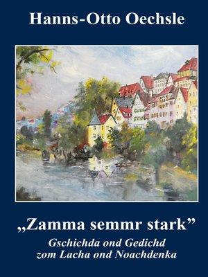 cover image of Zamma semmr stark