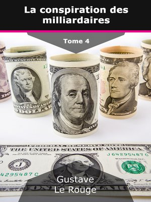 cover image of La conspiration des milliardaires