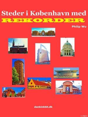 cover image of Steder i København med REKORDER