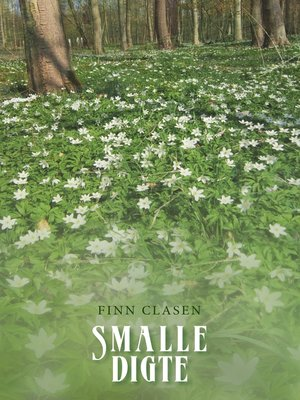 cover image of Smalle digte