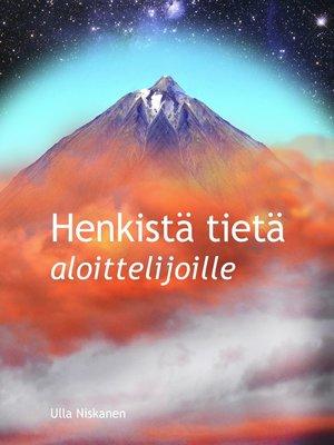 cover image of Henkistä tietä aloittelijoille
