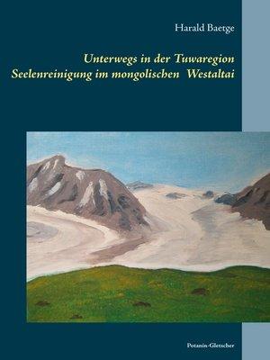 cover image of Unterwegs in der Tuwaregion