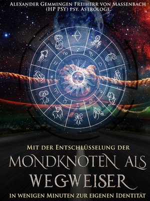 cover image of Mondknoten als Wegweiser