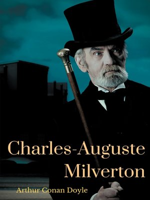 cover image of Charles-Auguste Milverton