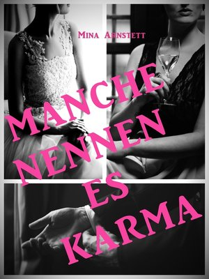 cover image of Manche nennen es Karma