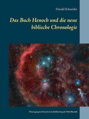 cover image of Das Buch Henoch und die neue biblische Chronologie