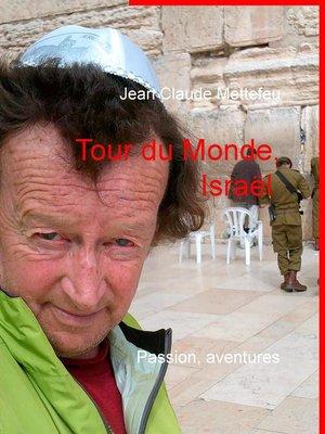 cover image of Tour du Monde, Israël