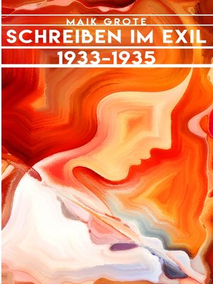 cover image of Schreiben im Exil 1933-1935