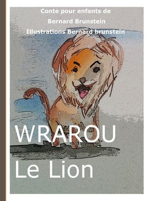 cover image of Wraou le Lion