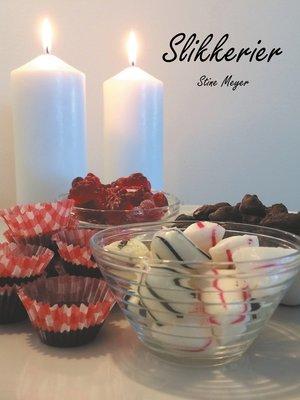 cover image of Slikkerier