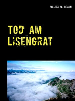 cover image of Tod am Lisengrat