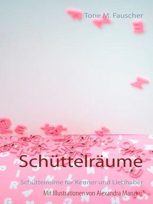 cover image of Schüttelräume