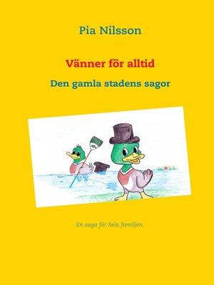 cover image of Vänner för alltid