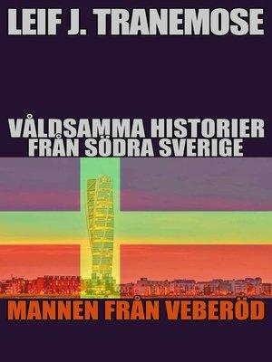 cover image of Våldsamma Historier Från Södra Sverige