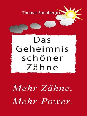 cover image of Das Geheimnis schöner Zähne