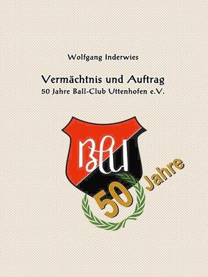 cover image of Vermächtnis und Auftrag