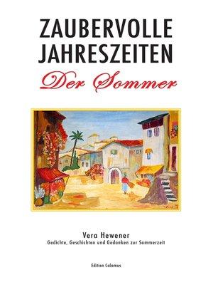 cover image of Zaubervolle Jahreszeiten--Der Sommer