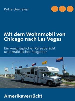 cover image of Mit dem Wohnmobil von Chicago nach Las Vegas