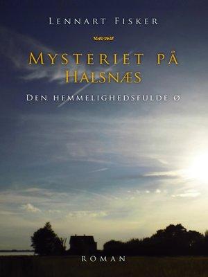 cover image of Mysteriet på Halsnæs