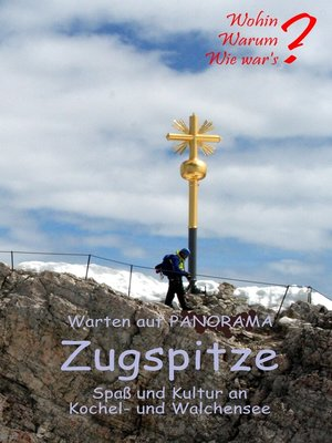 cover image of Warten auf  Panorama Zugspitze