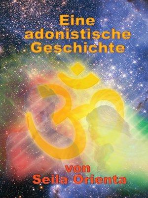 cover image of Eine Adonistische Geschichte
