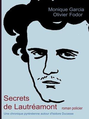 cover image of Secrets de Lautréamont