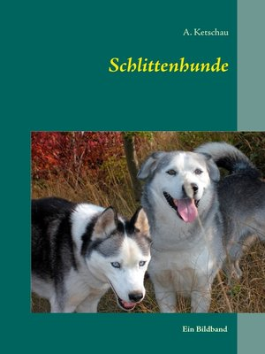 cover image of Schlittenhunde