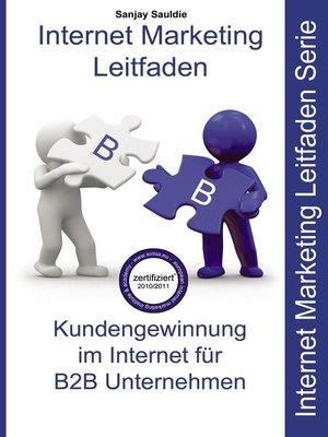 cover image of Internet Marketing B2B