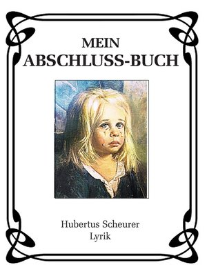 cover image of Mein Abschluss-Buch