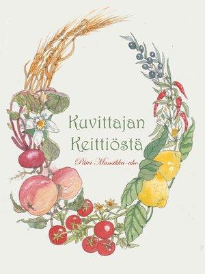 cover image of Kuvittajan keittiössä