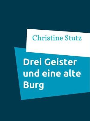 cover image of Drei Geister und eine alte Burg