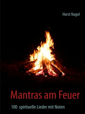 cover image of Mantras am Feuer