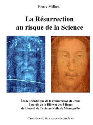 cover image of La Résurrection au risque de la Science