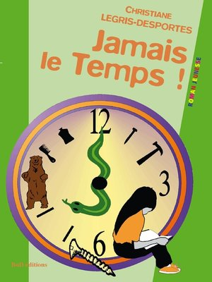 cover image of Jamais le temps