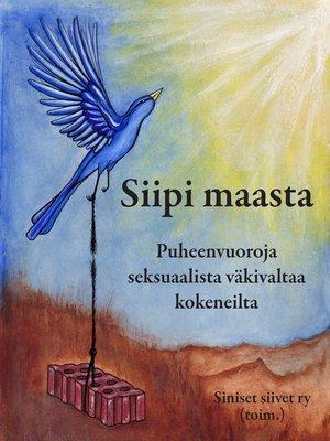 cover image of Siipi maasta