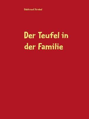 cover image of Der Teufel in der Familie